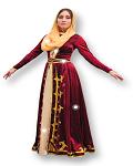 Женская одежда чеченцев (по материалам погребальных памятников XVI – XVIII вв.)