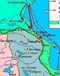 Персидский поход Петра I и его значение для Восточного Кавказа