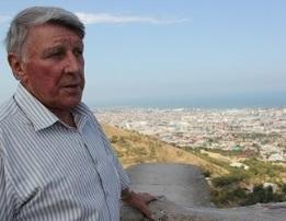 Археолог Александр Кудрявцев
