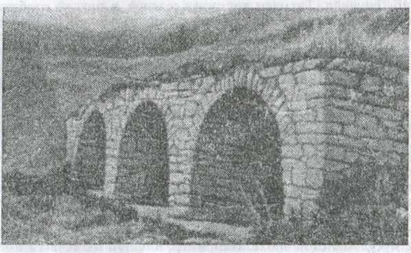 Родник в сел. Микрах. 1849 г.