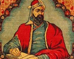 Низами Генджеви- албано-лезгинский поэт