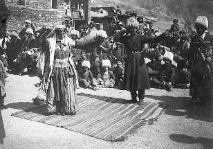 Этнографическое исследование прошлого лезгин