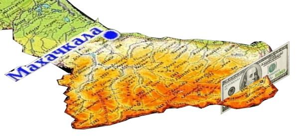 Россия снова отдала часть территории Дагестана Азербайджану
