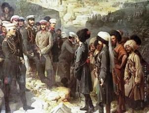 Активизация колониальной политики царизма на Северном Кавказе
