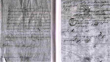Полицейский документ 3