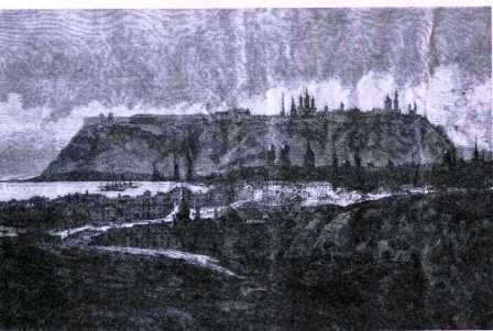 Город Тобольск. XIX век