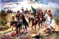 Против нового «покорителя мира» | Освободительная борьба народов Закавказья в XVIII веке