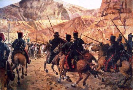 Освободительная борьба народов Восточного Кавказа в 1817-1826 гг.
