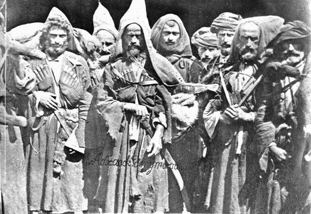 Кавказская война и исход горцев